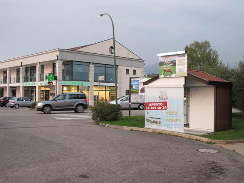 punto vendita Affi